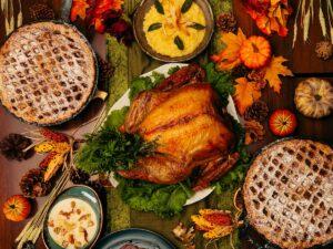 Sharing Thanksgiving Blessings @ Family Promise Salt Lake